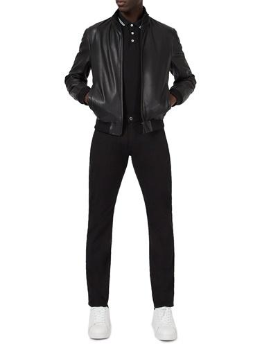 Emporio Armani  Slim Fit Cepli Pamuklu J06 Jeans Erkek Pamuklu Pantolon S 8N1J06 1N0Lz 0999 Siyah